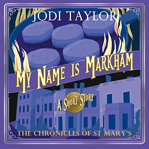 My Name is Markham audiobook cover art