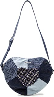 Luxury Fashion | Desigual Womens 19WAXA63BLUE Blue Shoulder Bag | Fall Winter 19