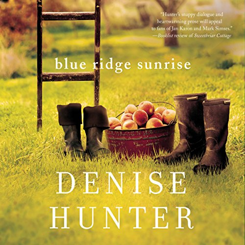 Blue Ridge Sunrise audiobook cover art