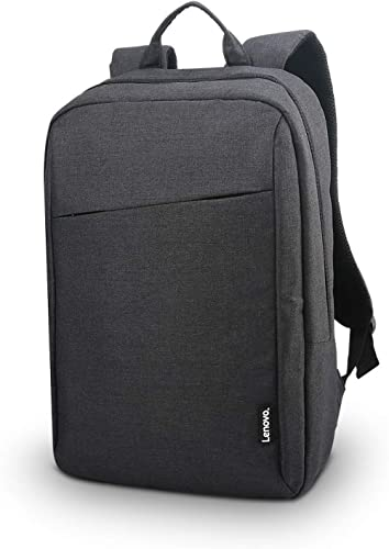 Lenovo Casual Laptop Backpack B210 15.6-inch Water Repellent Black