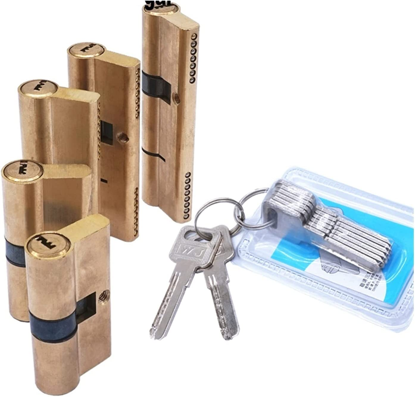 Lock Cylinder Door Biased 65 90 favorite 70 115mm Cylind 80 Soldering