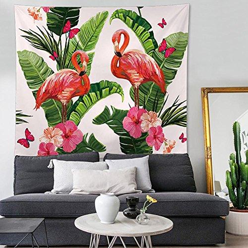 Décor Flamant rose Collection, chambre, salon Dortoir Tapisserie murale , 001 , 200*150cm