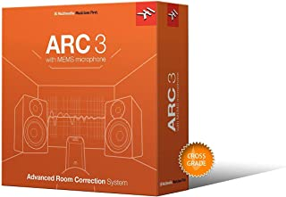 IK Multimedia ARC System 3 クロスグレード版 - 音場補正システム【国内正規品】
