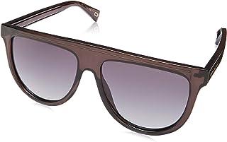 مارك جاكوبز نظارة شمسية للنساء ، عدسات ذات لون رمادي