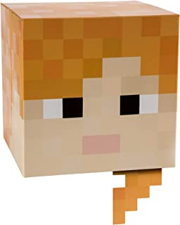 Minecraft Alex Cardboard Head
