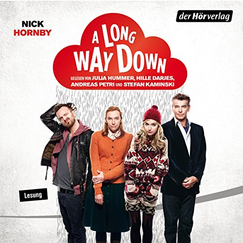 A Long Way Down audiobook cover art