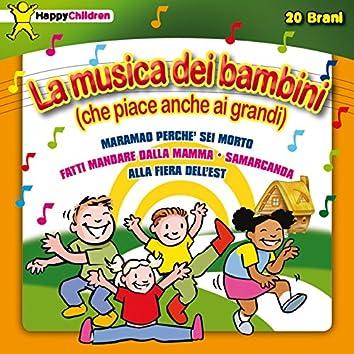 Viva la pappa col pomodoro : La musica dei bambini (che piace anche ai grandi) [Alla fiera dell'Est , Samarcanda , Ci vuole un fiore]
