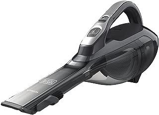 BLACK+DECKER dustbuster Handheld Vacuum, Cordless, Scented Filter, Titanium (HLVA325BS21)