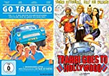 Trabbi DVD Set - Go Trabi Go (1+2) & Trabbi goes to Hollywood - Deutsche Originalware [3 DVDs]