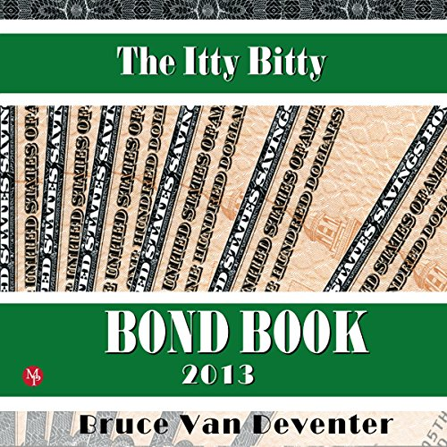 The Itty Bitty Bond Book cover art
