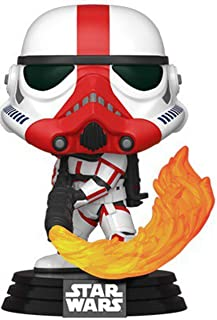 Funko Star Wars: The Mandalorian - Incinerator Stormtrooper Vinyl Bobblehead