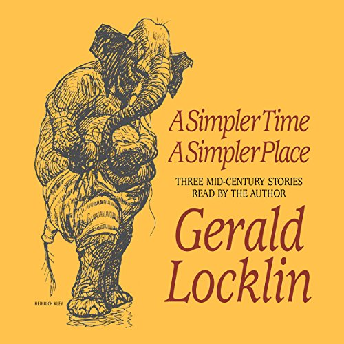 A Simpler Time, A Simpler Place audiobook cover art