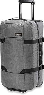 Dakine podzielone rolki EQ bagaż podróżny, wózek i torba sportowa z kółkami i uchwytem teleskopowym, węgiel, 75 l