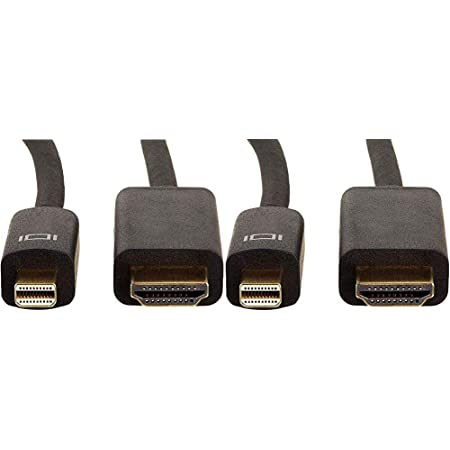 Amazon Basics Verbindungskabel Mini Displayport Auf Elektronik
