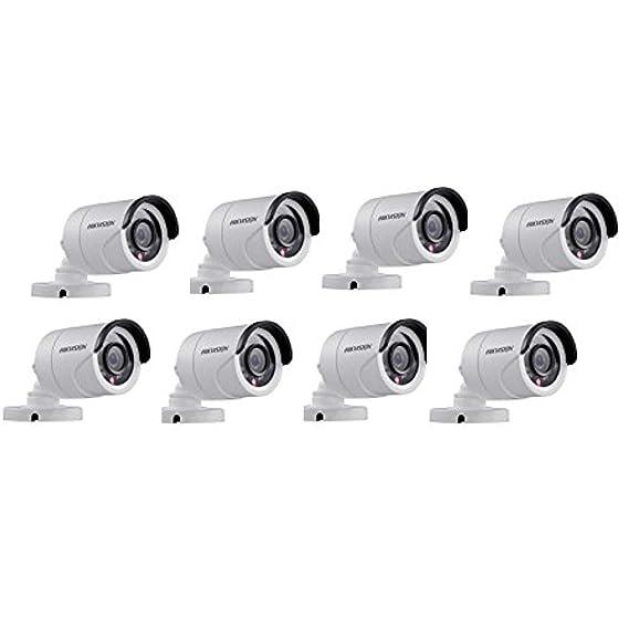 Hikvision (2MP) DS-1ADOT-IPECO Super ECO Mini Night Vision Bullet Camera 8Pic.