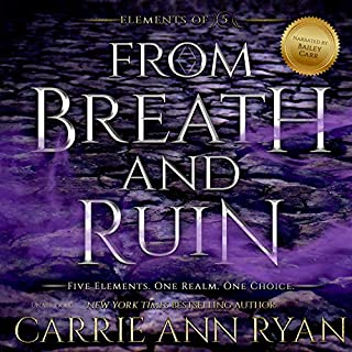 From Breath and Ruin audiobook cover art