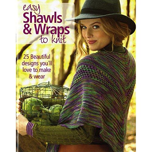 Soho Publishing Paper Publishing-Easy sjaals en wikkels om te breien