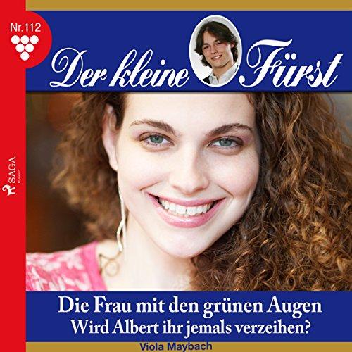 Die Frau mit den grünen Augen - Wird Albert ihr jemals verzeihen? audiobook cover art