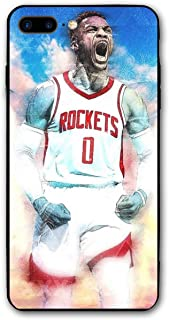 Celinion Funny Basketball Fans Soft PC Materials Rubber Phone Case for iPhone 7 Plus/iPhone 8 Plus