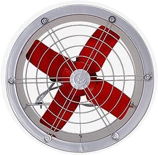 8 MASUNN 220V 4//6//8//10 Pulgadas En L/ínea Conducto Ventilador Booster Extractor Soplador De Aire Enfriamiento Ventilaci/ón Negro