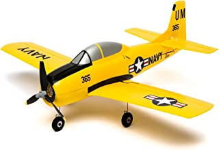 HobbyZone T-28 Trojan S Bind-N-Fly BNF Basic RC Airplane with SAFE (Transmitter Sold Separately)
