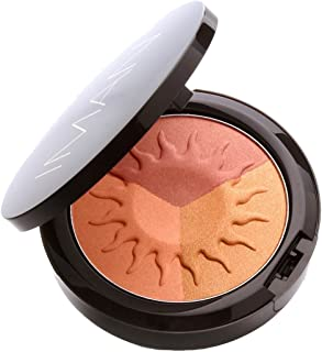 Iman Cosmetics Sheer Finish Bronzing Powder Afterglow