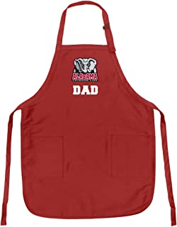 Broad Bay Best Alabama Dad Aprons Deluxe University of Alabama Dad Apron