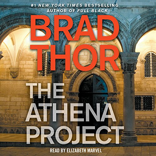 The Athena Project audiobook cover art