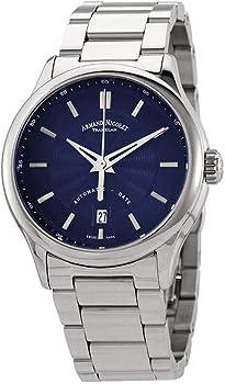 Armand Nicolet M02-4 Blue Dial Automatic Men's Watch