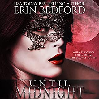 Until Midnight: A Dystopian Fairy Tale     The Crimson Fold, Volume 1              By:                                                                                                                                 Erin Bedford                               Narrated by:                                                                                                                                 Melissa Moran                      Length: 3 hrs and 56 mins     40 ratings     Overall 4.3