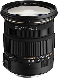 SIGMA 標準ズームレンズ 17-50mm F2.8 EX DC HSM ソニー用 APS-C専用 928636