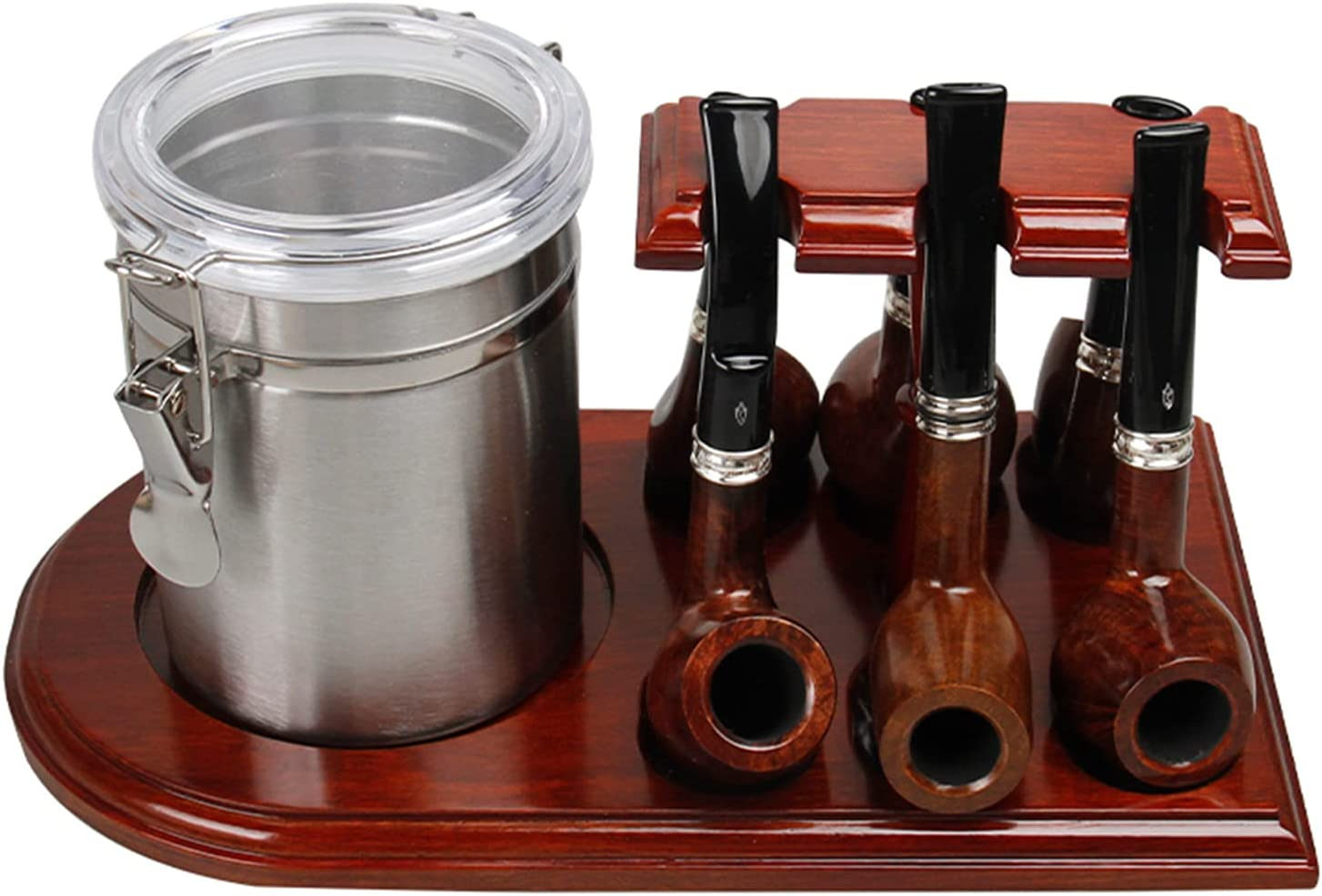 Tlyd Wood Tobacco Pipe Rack Cigar Stand for Max 48% OFF Hum Louisville-Jefferson County Mall -