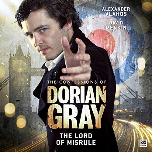The Confessions of Dorian Gray - The Lord of Misrule audiobook cover art