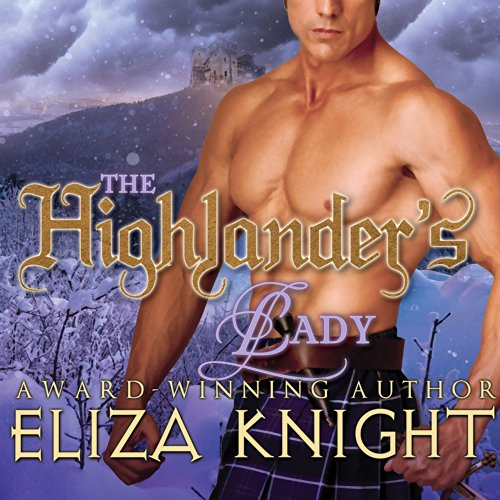The Highlander's Lady cover art