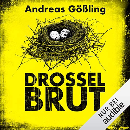 Drosselbrut audiobook cover art