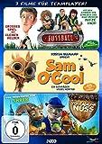3 Filme für Teamplayer! Fußball - Großes Spiel ... / Sam O'Cool / Voll auf die Nuss [3 DVDs]