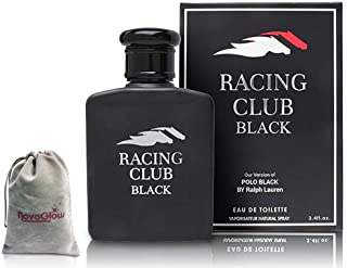 Mirage Diamond Collection Racing Club Black EDT, 100ml
