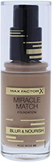 Miracle Match Blur & Nour Foundation Rose Beige 65