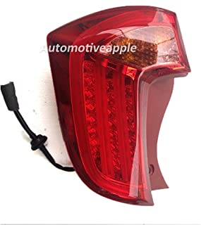 AutomotiveApple 924011Y300 LED Tail Light Lamp LH For 2011-2016 Picanto Morning