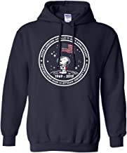 Snoopy Shirt - NASA Shirt - 50th Anniversary Moon Landing Apollo 11 T Shirt for Men and Women