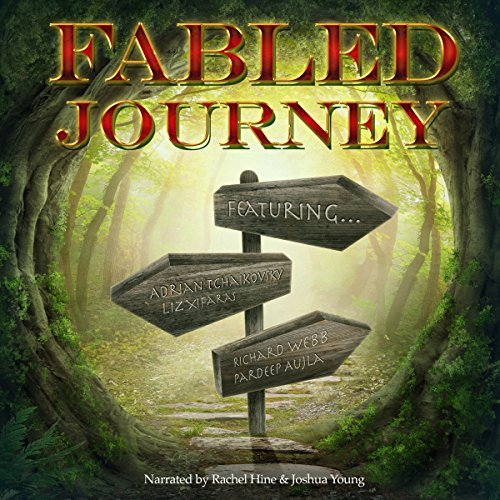 Fabled Journey cover art