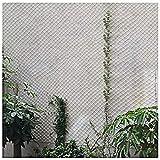 6mm * 8cm Cuerda De Cuerda Mascota Blanco Gato Anti-escape De Protección De La Red De La Red De La Red De La Barandilla De Seguridad De La Escalera De La Escalera Neta Para Los G(Size:4*8m(13*26ft))