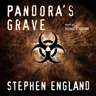 Pandora's Grave: Shadow Warriors Series audiobook cover art
