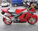 Para Kawasaki Ninja ZX12R 00 01 ZX 12R Juego de chupetes de inyección para...