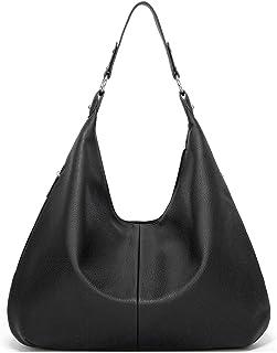 BUKESIYI Damen Tasche Handtasche Umhängetasche Schultertasche Frauen Kulturbeutel Weekender Klein PU Leder CCDE77253