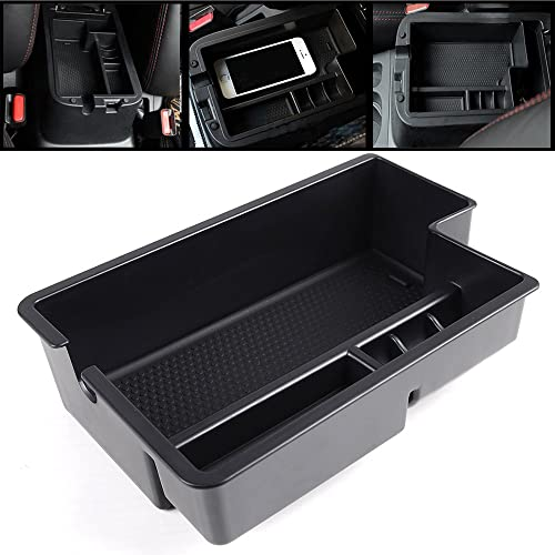 Direct Fit 2010-2015 Mitsubishi Outlander Sport ASX RVR Center Console Armrest Secondary Storage Box