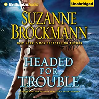 Headed for Trouble audiobook cover art