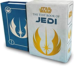 Star Wars: The Tiny Book of Jedi (Tiny Book): Wisdom from the Light Side of the Force Stuffer