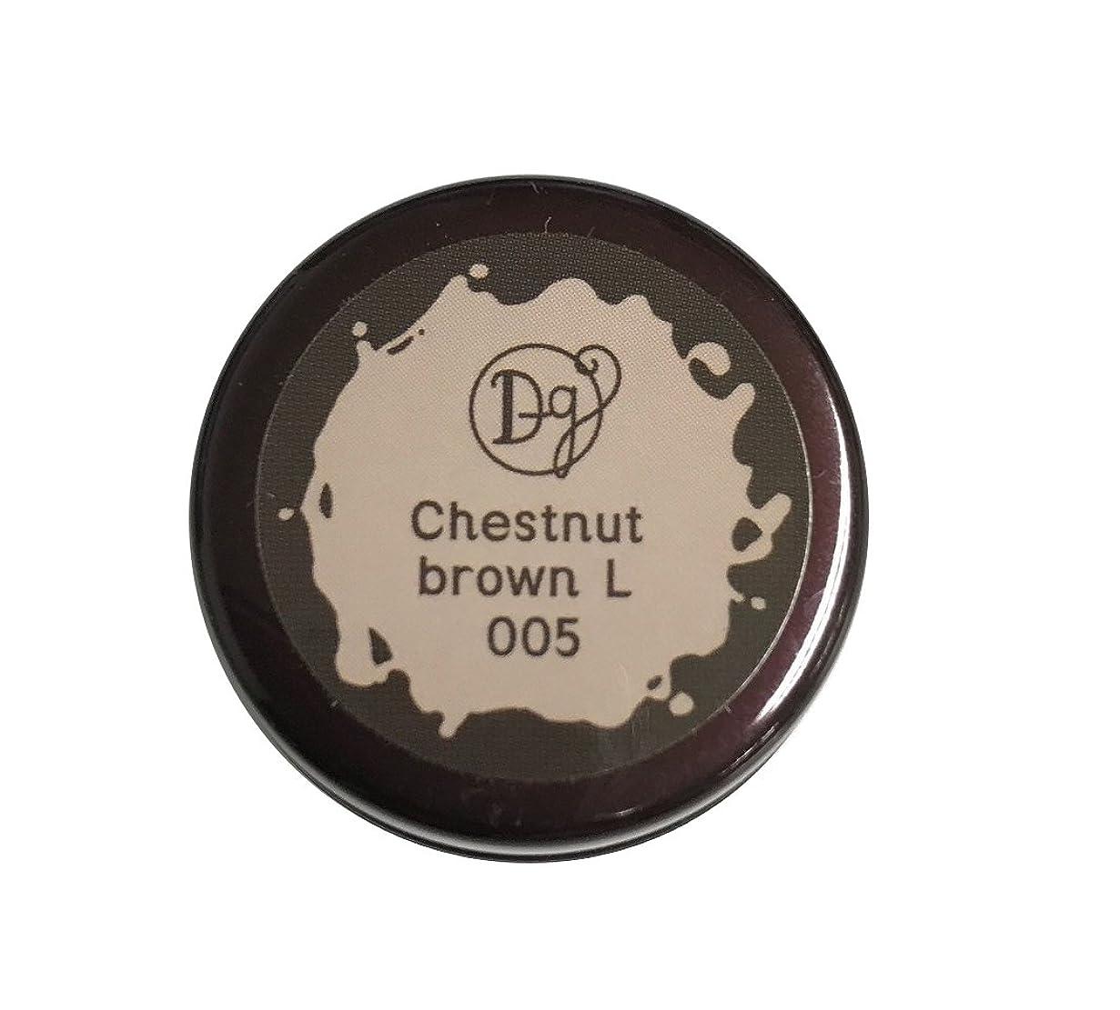 変形する論理的に装置デコラガール カラージェル 005 チェスナットブラウンライト 3g