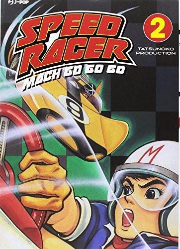 Mach go go go. Tatsunoko speed racer: 2
